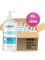 48 Carton Pack - 280ml lydamin® Antiseptic Hand Sanitiser gel | Nevia HomeHub